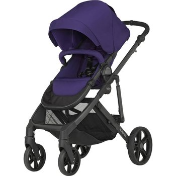 Britax, B-Ready, Wózek dla rodzeństwa, Mineral purple, 2016-Romer