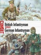 British Infantryman vs German Infantryman-Bull Stephen