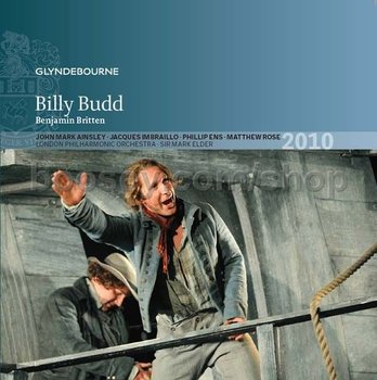 Britten: Billy Budd - Ainsley John Mark, Imbraillo Jacques