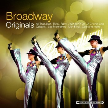 Broadway Originals-Various Artists, Coltrane John, Armstrong Louis, Stalls Orchestra, The New Broadway Cast Recording