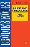 """Brodie's Notes on Jane Austen's """"Pride and Prejudice""""-Austen Jane"""