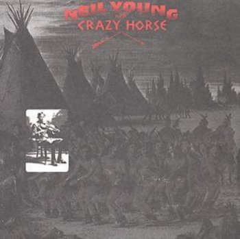 Broken Arrow - Young Neil, Crazy Horse