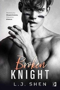 Broken Knight. All Saints High. Tom 2-Shen L.J.