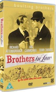 Brothers in Law (brak polskiej wersji językowej)-Boulting Roy