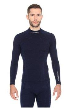 Brubeck, Koszulka męska termiczna z długim rękawem, Extreme Wool, rozmiar XL-BRUBECK