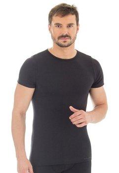 Brubeck, T-shirt męski, Comfort Wool, rozmiar M-BRUBECK