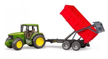 Bruder, pojazd rolniczy Traktor John Deere-Bruder