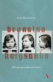 Brunatna kołysanka. Historie uprowadzonych dzieci                      (ebook)