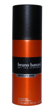 Bruno Banani, Absolute Man, perfumowany dezodorant, 150 ml-Bruno Banani