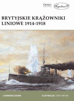 Brytyjskie krążowniki liniowe 1914-1918-Lewerence Burr