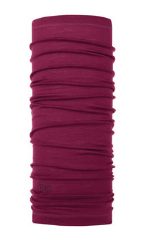 Buff, Chusta damska, Lightweight Merino Wool BUFF - Solid Purple Raspberry, rozmiar uniwersalny-Buff