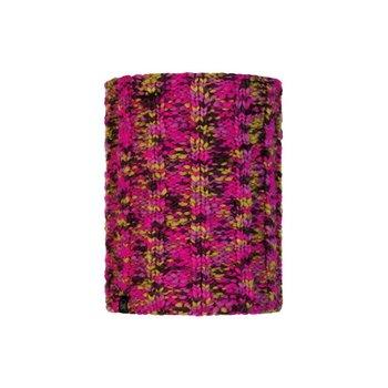 Buff, Chustka, Neckwarmer, Knitted & Polar - Livy, różowy, rozmiar uniwersalny-Buff
