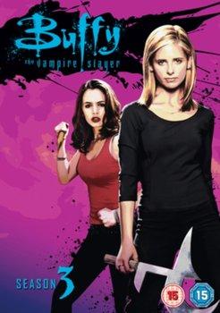 Buffy the Vampire Slayer: Season 3 (brak polskiej wersji językowej)-Semel David, Grossman David, Contner James A., Lange Michael, Jr. James Whitmore, Kimble Regis B., Whedon Joss, Gershman Michael E., Solomon David
