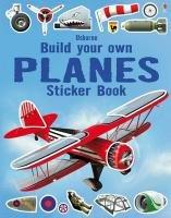Build your own Planes Sticker Book-Tudhope Simon