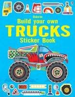 Build Your Own Trucks Sticker Book-Tudhope Simon