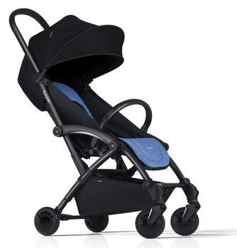 Bumprider, Connect, Wózek spacerowy, Czarny stelaż/Niebieskie siedzisko-Bumprider
