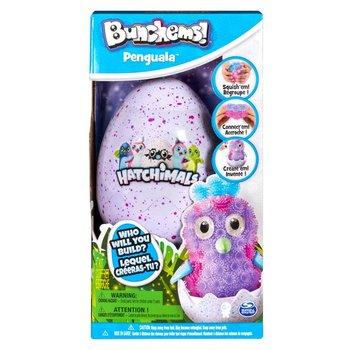 Bunchems, figurka Hatchimals Pingwiniak-Bunchems