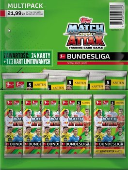 Bundesliga Match Attax Multipack