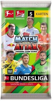 Bundesliga Match Attax Saszetki z Kartami