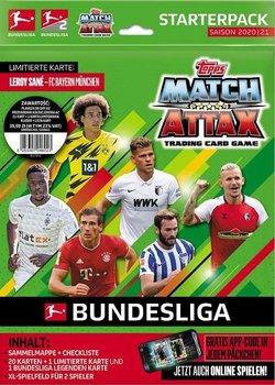 Bundesliga Match Attax Zestaw Startowy