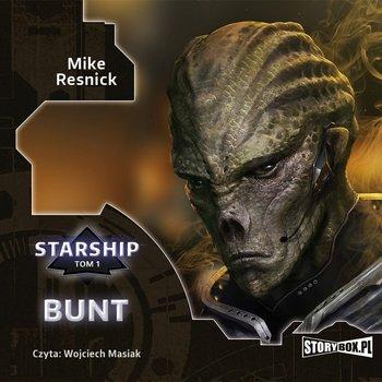 Bunt. Starship. Tom 1-Resnick Mike