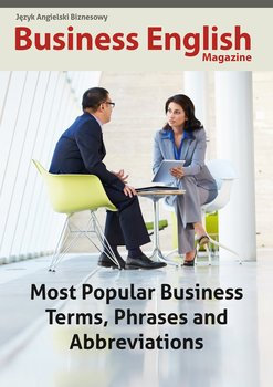 Business English Magazine. Most Popular Business Terms, Phrases and Abbreviations - Frączek Daria