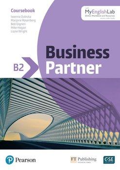 Business Partner B2 Coursebook with MyEnglishLab-Opracowanie zbiorowe