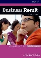 Business Result: Advanced: Student's Book with Online Practice-Baade Kate, Holloway Christopher, Scrivens Jim, Turner Rebecca, Hughes John