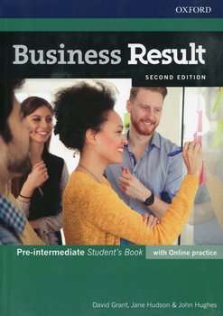 Business Result. Pre-Intermediate. Student's Book with Online practice-Opracowanie zbiorowe