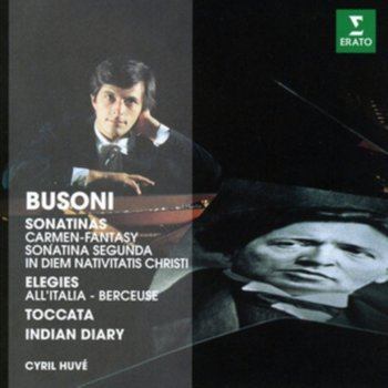 Busoni: Sonatinas-Huve Cyril