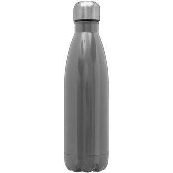 Butelka termiczna ze stali nierdzewnej, 500 ml, kolor szary-Secret de Gourmet