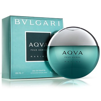 Bvlgari, Aqua Marine Pour Homme, woda toaletowa, 100 ml-Bvlgari