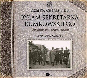 Byłam sekretarką Rumkowskiego-Cherezińska Elżbieta