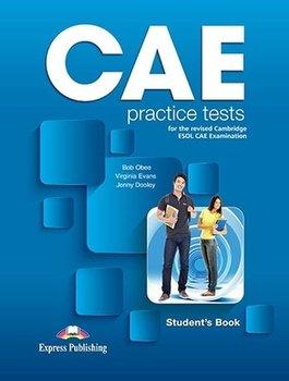 CAE Practice Test Student's Book Digibook-Obee Bob, Evans Virginia, Dooley Jenny