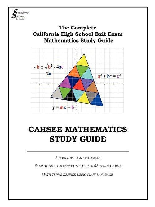 mathstudyguide08.pdf - CAHSEE Study Guide Mathematics 2 ...
