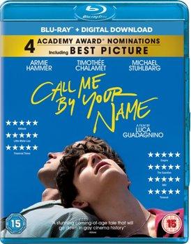Call Me By Your Name (brak polskiej wersji językowej)-Guadagnino Luca