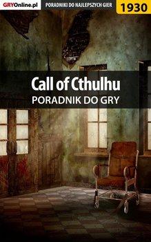 Call of Cthulhu - poradnik do gry-Bugielski Jakub