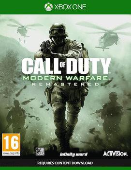 Call of Duty Modern Warfare Remastered-Raven Software