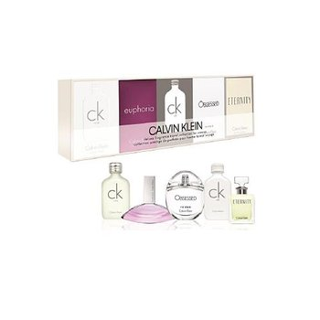 Calvin Klein, Deluxe Fragrance Travel Collection, zestaw kosmetyków, 5 szt.-Calvin Klein