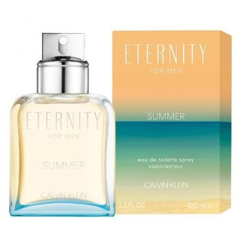 d8eedec17 Calvin Klein, Eternity For Men Summer 2019, woda toaletowa, 100 ml ...