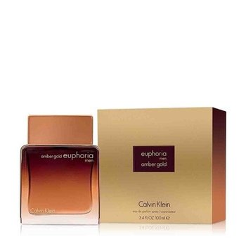 Calvin Klein, Euphoria Men Amber Gold, woda perfumowana, 100 ml-Calvin Klein