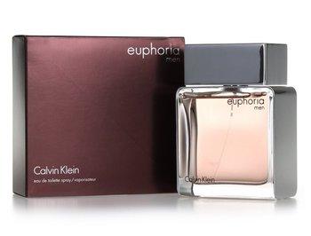 Calvin Klein, Euphoria Men, woda toaletowa, 100 ml