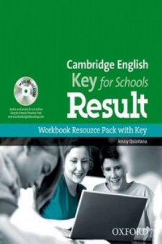 Cambridge English: Key for Schools Result Workbook Resource Pack with Key-Quintana Jenny