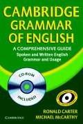 Cambridge Grammar of English Hardback: A Comprehensive Guide [With CDROM]-Carter Ronald, Mccarthy Michael