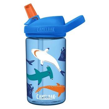 Camelbak, Butelka turystyczna, Eddy+ Kids Limited C2452, niebieski, 400ml-Camelbak