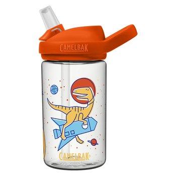 Camelbak, Butelka turystyczna, Eddy+ Kids Limited C2452, pomarańczowy, 400ml-Camelbak