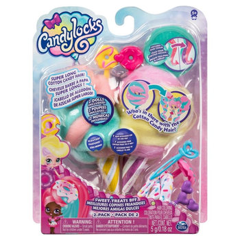 Candylocks, figurki Najlepsze Przyjaciółki Donna Nut-CandyLocks