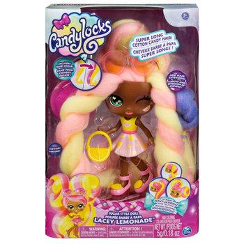 Candylocks, lalka do stylizowania Lacey Lemonade-CandyLocks
