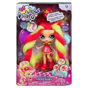 Candylocks, lalka do stylizowania Straw Mary-CandyLocks