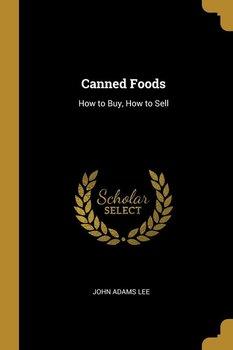 Canned Foods-Lee John Adams
